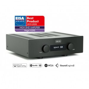 Eisa award Hegel H390